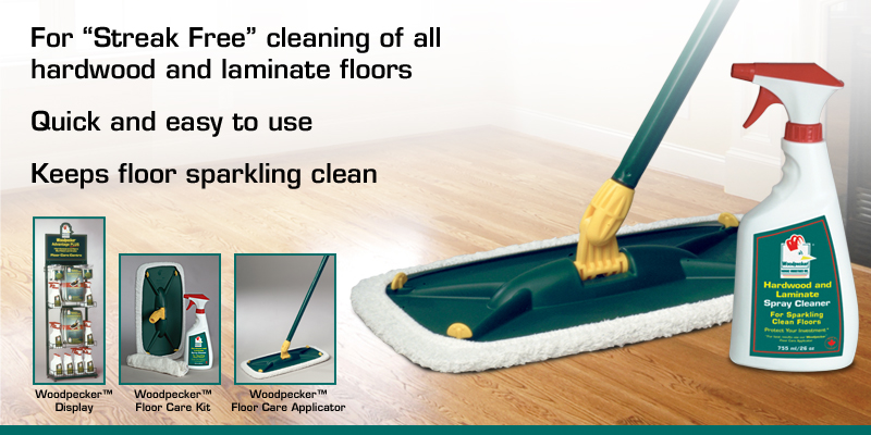 Woodpecker Hardwood Laminate Floor Care Div Of R D Technical Solutions Ltd